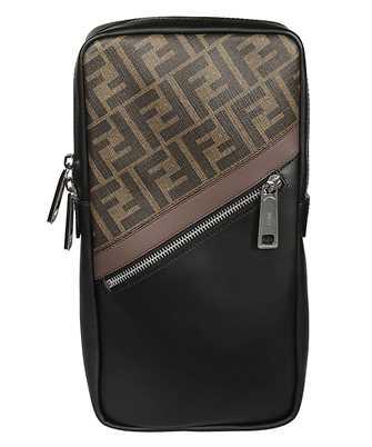 Fendi 7VZ033 A9XS FF MOTIF Backpack