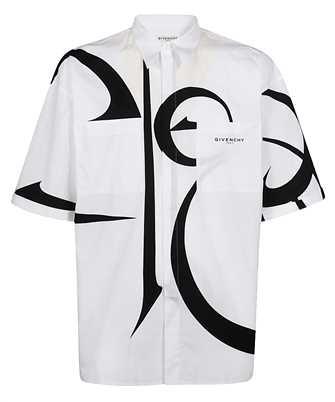 Givenchy BM60JL12TK OVERSIZED Shirt
