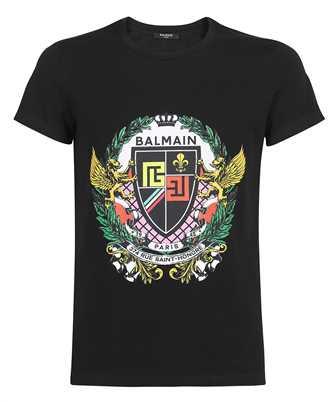 Balmain VH0EF000G055 CLASSIC FIT PRINTED T-shirt