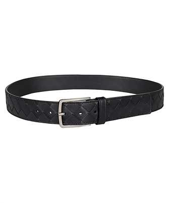Bottega Veneta 609182 VCPQ3 INTRECCIATO LEATHER Belt