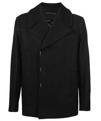 Givenchy BMC05J1Y7R ASYMMETRIC WOOL Jacket