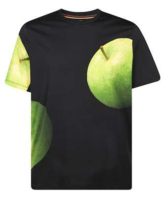 Paul Smith M1R 202U APPLE PRINT T-Shirt