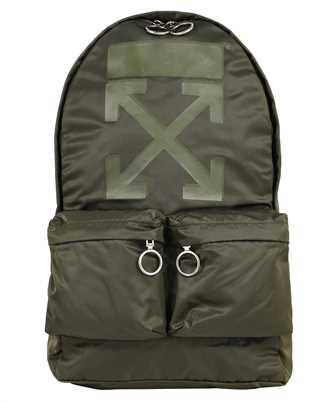 Off-White OMNB003F21FAB006 RUBBER ARROW Backpack