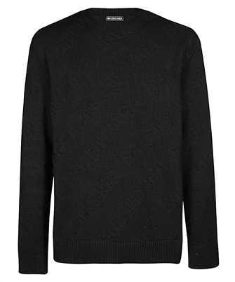 Balenciaga 599870 T3166 LOGO Knit