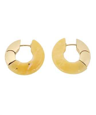 Bottega Veneta 657307 V0RS1 HOOP Earrings
