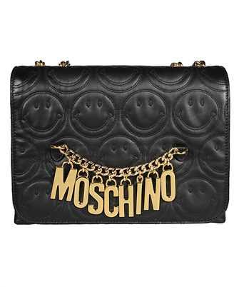 Moschino A7440 8002 SMILEY SHOULDER Bag
