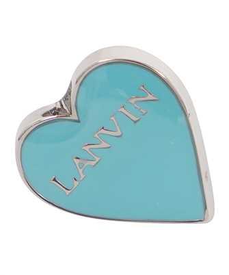 Lanvin AW-SIPZ00-PINS-E20 HEART Brooch