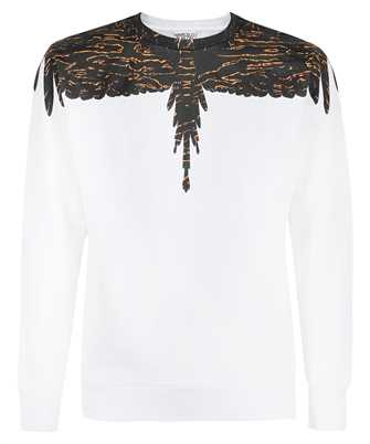 Marcelo Burlon CMBA009F21FLE002 CAMOU WINGS REGULAR Sweatshirt