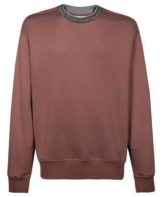 Acne FN-MN-SWEA000257 LOGO RIB Sweatshirt