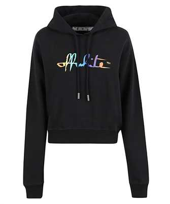 Off-White OWBB016F20JER001 RAINBOW Hoodie
