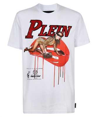 Philipp Plein PAAC MTK5086 ROUND NECK SS T-shirt