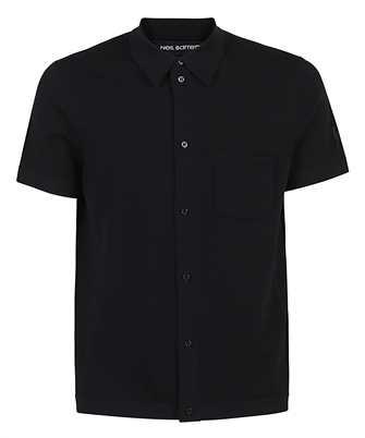 Neil Barrett PBMA1164E Q617C TRAVEL KNIT Shirt