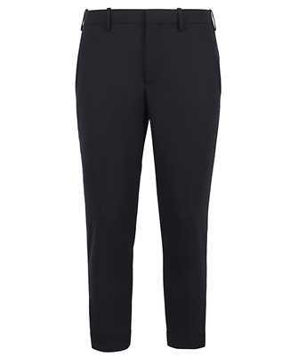 Neil Barrett PBPA488H Q001 TRAVEL SLIM REGULAR RISE Trousers