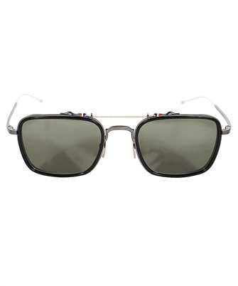 Thom Browne TBS816 53 01 AVIATOR Sunglasses