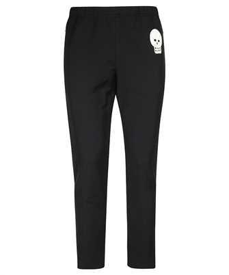 Alexander McQueen 666211 QRR42 CROCHET BADGE Trousers