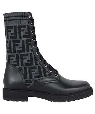 Fendi 8T6780 A8C7 BIKER Boots