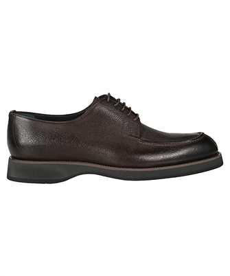 Brioni QE2A0L O9716 DERBY ALMOND Shoes