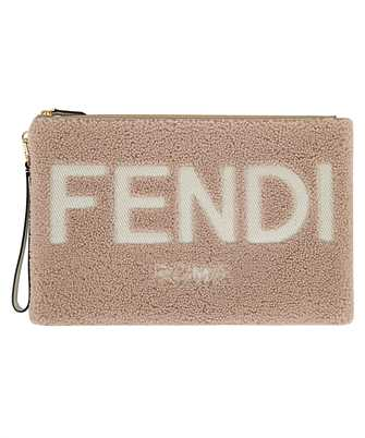 Fendi 8N0178 AEMS FLAT POUCH Bag