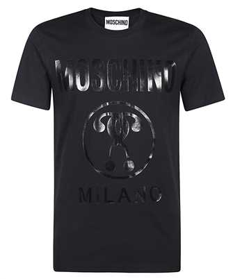 Moschino A0706 2040 DOUBLE QUESTION MARK T-shirt
