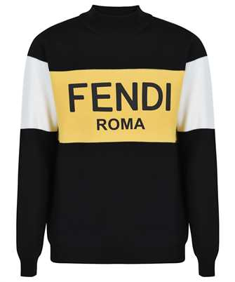 Fendi FAE541 AECR WOOL Knit