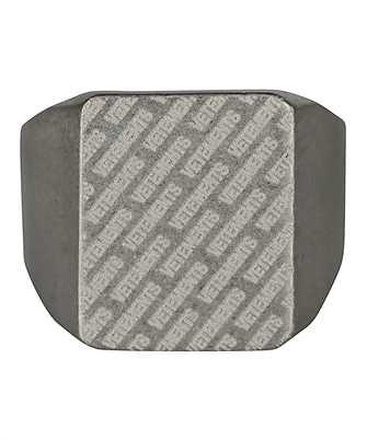 Vetements UAH21RI172 NEW LOGO Ring