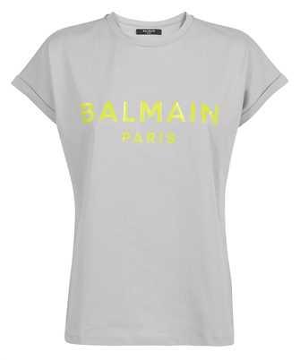 Balmain VF0EF010B035 PRINTED LOGO T-shirt