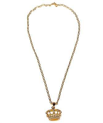 Dolce & Gabbana WNM1C3-W1111 CORONA Necklace