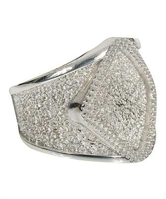 Bottega Veneta 576457 V5070 CHUNKY CHEVALIER Ring