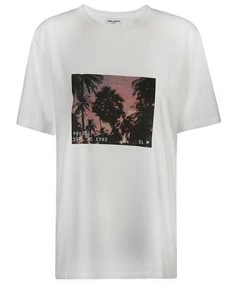 Saint Laurent 646187 Y36AA T-shirt