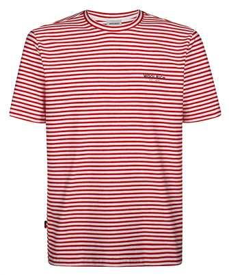 Woolrich CFWOTE0032MR UT2139 STRIPED T-shirt