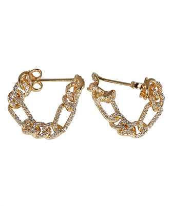 Bottega Veneta 628571 VBOB6 CHAIN Earrings