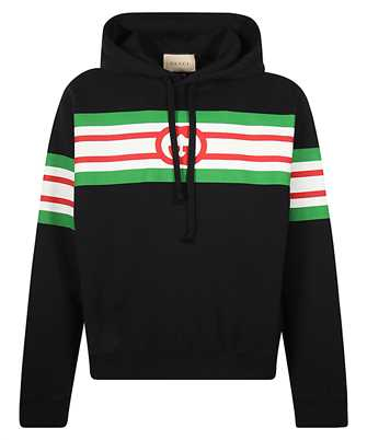 Gucci 646953 XJDAH INTERLOCKING G PRINT Hoodie