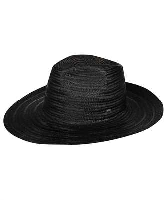 Saint Laurent 652570 3YG81 STRAW WAIKIKI Hat