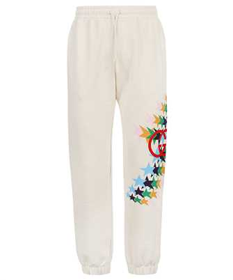 Gucci 663246 XJDOV LIGHT FELTED JOGGING Trousers