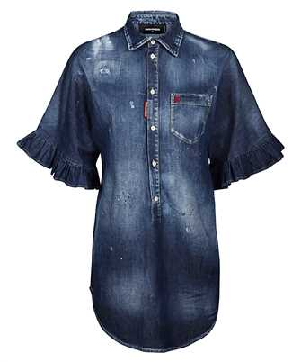 Dsquared2 S75CV0222 S30341 DENIM Dress