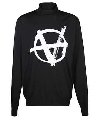 Vetements UE51KN300B ANARCHY Knit