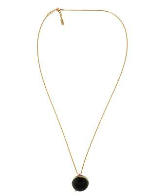 Saint Laurent 632072 Y1521 SPHERE LOCKET BOX PENDANT Necklace