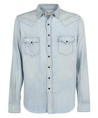 Saint Laurent 651162 Y24AB CLASSIC WESTERN Shirt