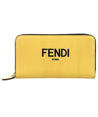 Fendi 7M0210 ADP6 ZIP-AROUND Wallet