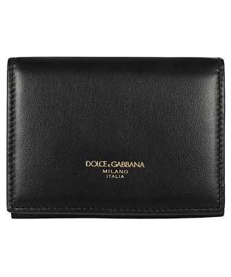 Dolce & Gabbana BP2525 AZ607 HEAT STAMPED LOGO Wallet