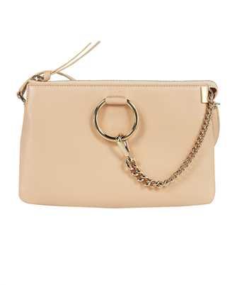 Chloé CHC21AS414F17 FAYE SOFT ZIPPED SHOULDER Bag