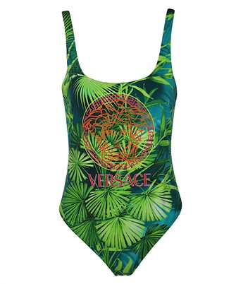 Versace ABD87000 A234851 JUNGLE PRINT Swimwear