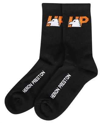 Heron Preston HMRA008F21KNI001 HP-EAGLE LONG Socks
