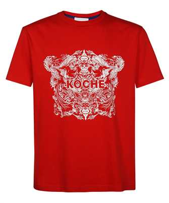 Kochè SK1GC0019 S24251 HERALDIC LOGO T-shirt