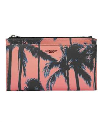 Saint Laurent 556258 HZT0E PALM PRINTED Bag