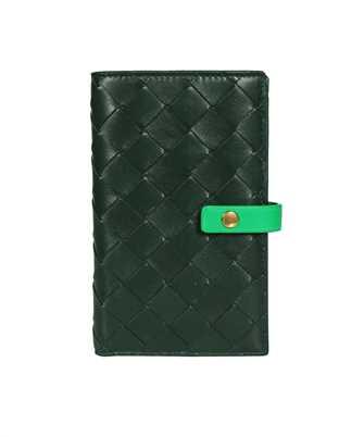 Bottega Veneta 609070 VCPP8 BIFOLD Wallet