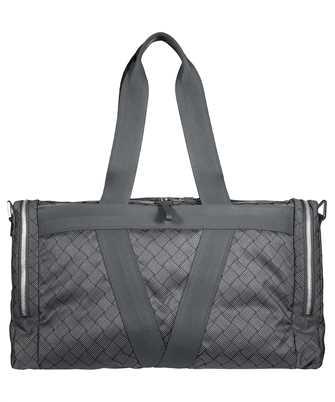 Bottega Veneta 666813 V0EP4 JACQUARD NYLON GYM Bag