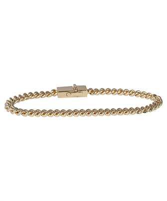 Tom Wood B01048NA01S925 9K 7.7 CURB Bracelet
