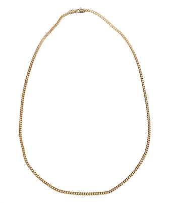 Tom Wood N13029CCM01S925.925 9K 20.5 CURB Necklace