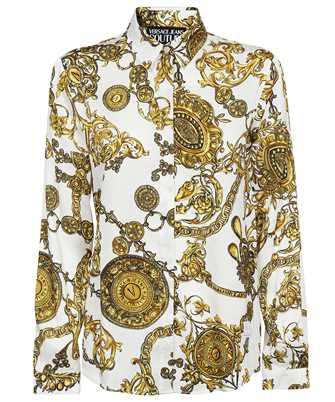 Versace Jeans Couture 71HAL201 NS007 BAROQUE PRINT Shirt